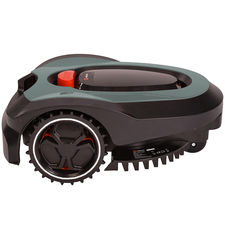 Click here to see   MowRo RM18- GRAY ROBOT LAWN MOWER WITH INSTALL KIT 28 VOLT 2.0AMP BATTERY