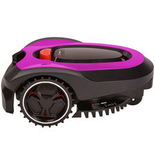Click here to see   MowRo RM18- PINK ROBOT LAWN MOWER WITH INSTALL KIT 28 VOLT 2.0AMP BATTERY