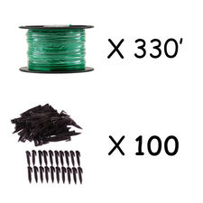 Click here to see MowRo RM-EXTKIT100 MowRo RM-EXTWIRE100M Wire Extension Kit