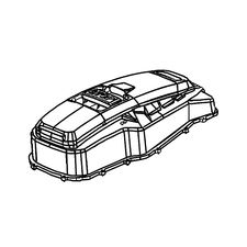 Click here to see MowRo RM24A-10 MowRo RM24A-10 Upper Cover Assembly for RM24