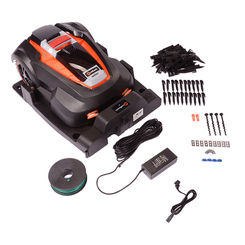 Click here to see Redback ULTIMATE-ST Redback RM24-ULTIMATE-ST Robot Mower Kit