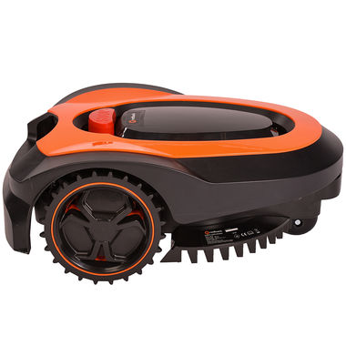Click here to see MowRo RM18 MowRo RM18 Robot Lawn Mower with Install Kit and 2.0Ah Battery