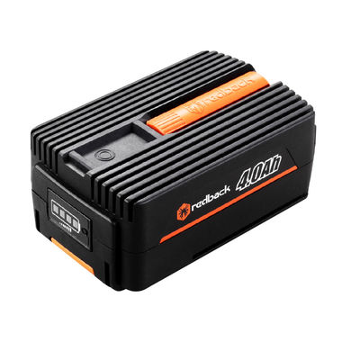 Click here to see Redback EP40 Redback 40V Lithium-Ion Battery Pack, 4.0Ah - EP40