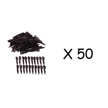 Click here to see MowRo LINE-STAKE-50 MowRo LINE-STAKE-50 Boundary Line Stakes - 50 Pieces Per Bag