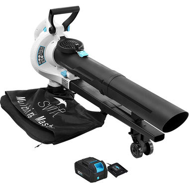 Click here to see Swift EBV480D Swift EBV480D 40V Vacuum Blower Kit with Battery & Charger