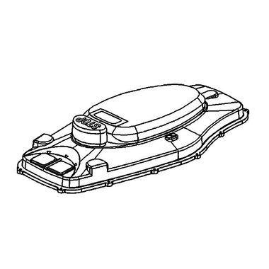 Click here to see MowRo RM18-09 MowRo RM18-09 Upper Cover Assembly for RM18