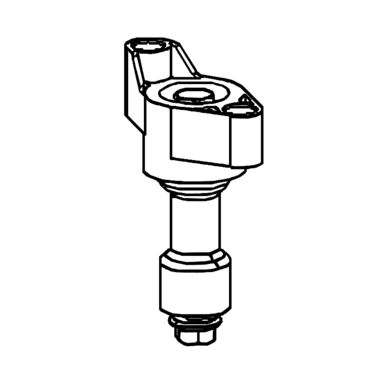 Click here to see MowRo RM24A-01 MowRo RM24A-01 Bumping Bracket Assembly 1 for RM24