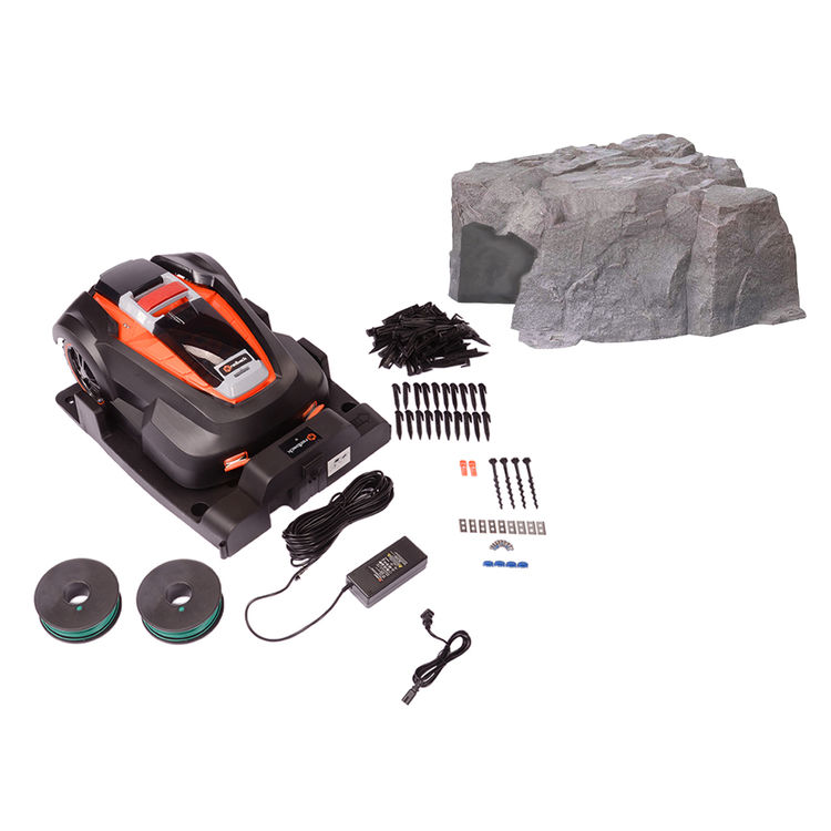 View 2 of Redback RM24-ULTIMATE-RB MowRo RM24-ULTIMATE-RB Robot Mower Kit