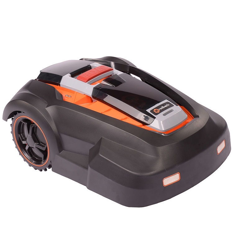 View 2 of MowRo RM24-REFURB MowRo RM24-REFURB 28V Robot Lawn Mower with Install Kit and 4.0A Battery - Refurbished