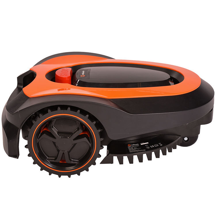 View 2 of MowRo RM18-REFURB MowRo RM18-REFURB 28V Robot Lawn Mower with Install Kit and 2.0A Battery - Refurbished