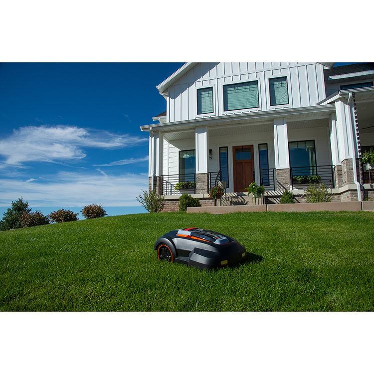 View 5 of Redback RM24 MowRo Robot Lawn Mower w/ Install Kit, 9.5
