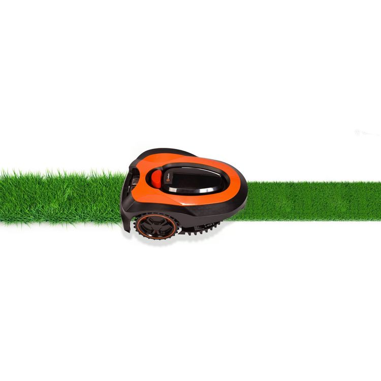 View 6 of   MowRo Robot Lawn Mower by Redback w/ Install Kit, 7