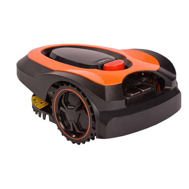 View 9 of   MowRo Robot Lawn Mower by Redback w/ Install Kit, 7