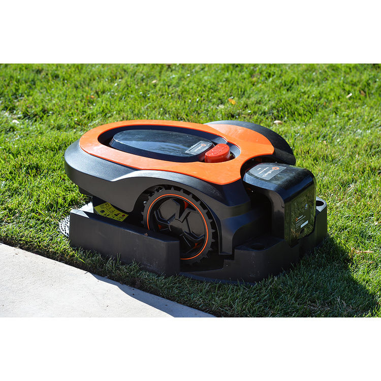 View 8 of   MowRo Robot Lawn Mower by Redback w/ Install Kit, 7