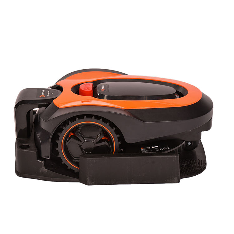 View 15 of   MowRo Robot Lawn Mower by Redback w/ Install Kit, 7