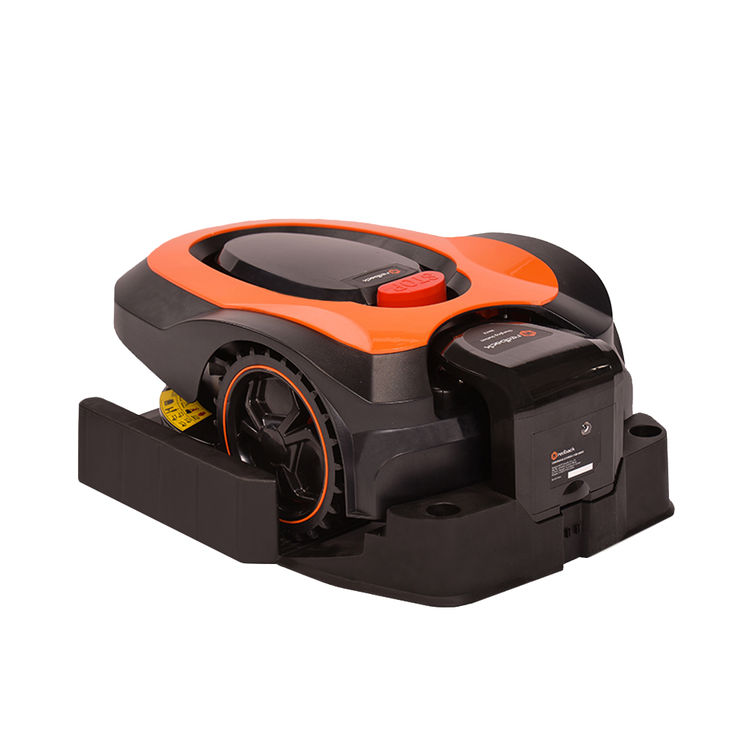 View 14 of   MowRo Robot Lawn Mower by Redback w/ Install Kit, 7
