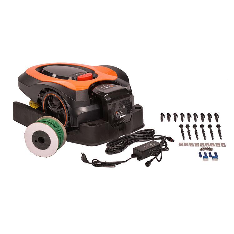 View 13 of MowRo RM18 MowRo Robot Lawn Mower w/ Install Kit, 7