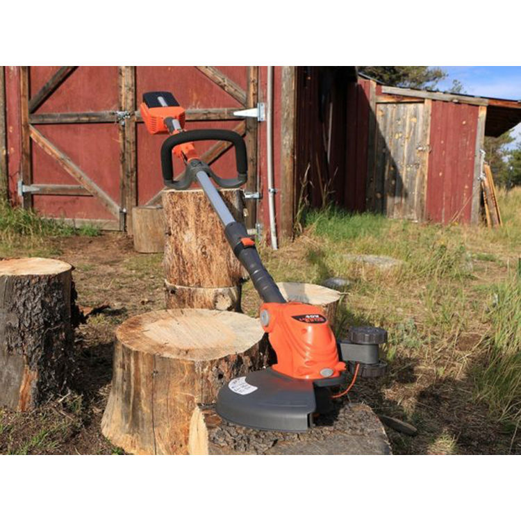 View 9 of Redback E312D-KIT4A Redback 40V Line Trimmer/Edger Kit with Battery and Charger - E312D-KIT4A