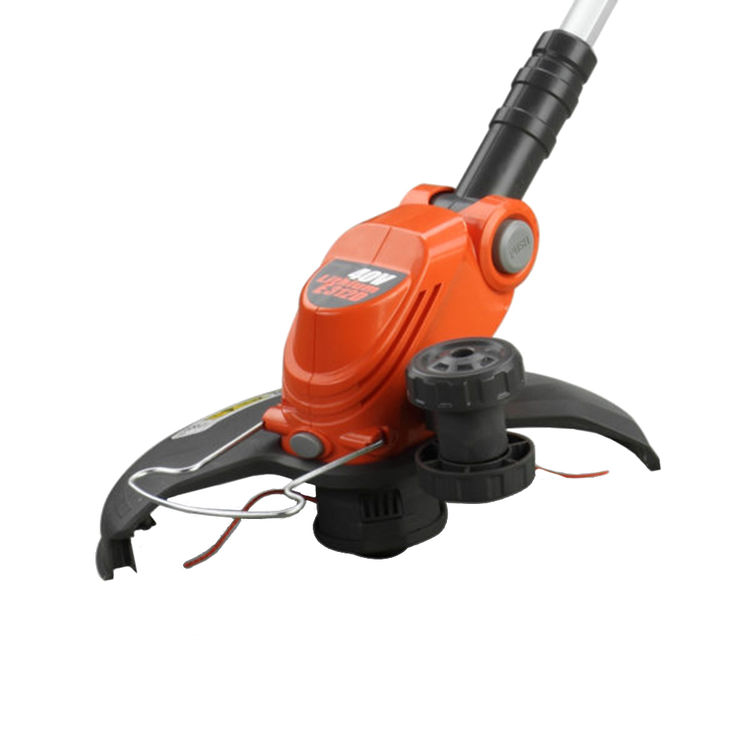 View 3 of Redback E312D-KIT4A Redback 40V Line Trimmer/Edger Kit with Battery and Charger - E312D-KIT4A
