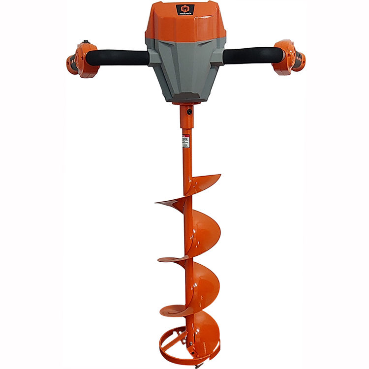 View 3 of Redback E808C-KIT Redback E808C-KIT 40V Ice Auger with 5A Charger & 4AH Battery