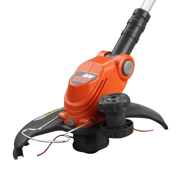 View 5 of Redback E312D-KIT6AWB Redback E312D-KIT4AWB Line Trimmer & Edger W/ 5A Charger, 4AH Battery, and Power Belt