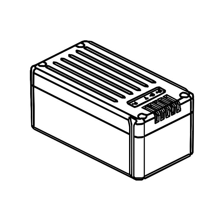 View 2 of MowRo EPR40 MowRo EPR40 28 Volt 4.0A Battery for Robot Lawn Mower