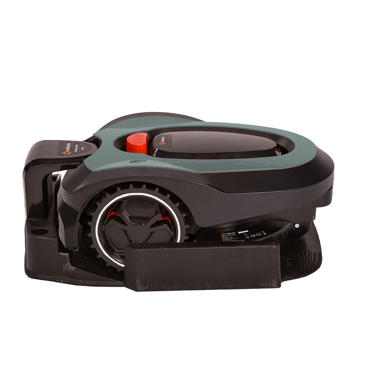 View 6 of MowRo RM18-GRAY MowRo RM18-GRAY 28V Robot Lawn Mower with Install Kit and 2.0Ah Battery