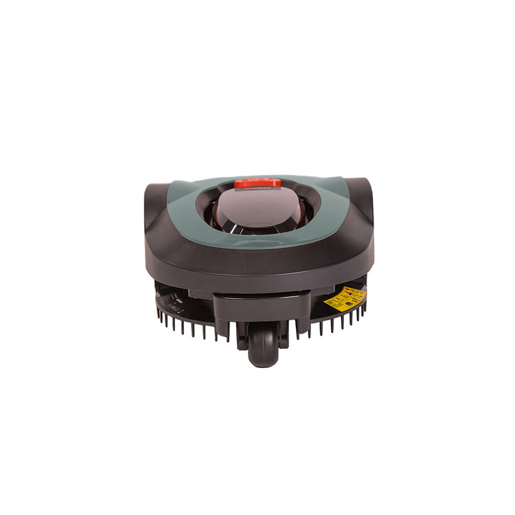 View 5 of MowRo RM18-GRAY MowRo RM18-GRAY 28V Robot Lawn Mower with Install Kit and 2.0Ah Battery