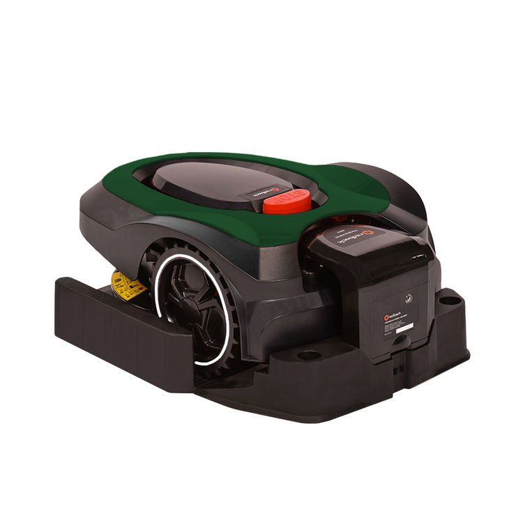View 7 of MowRo RM18-GREEN MowRo RM18-GREEN 28V Robot Lawn Mower with Install Kit and 2.0Ah Battery