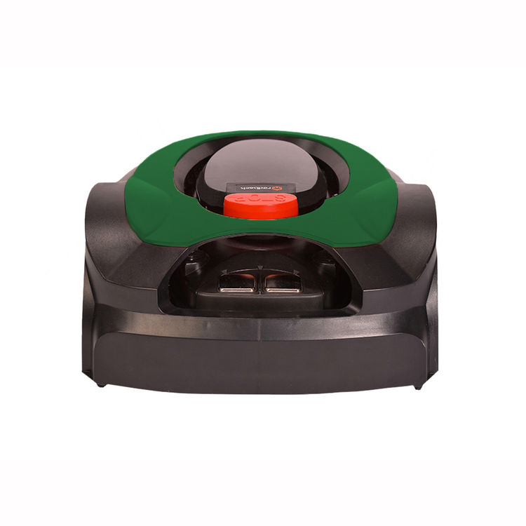 View 3 of MowRo RM18-GREEN MowRo RM18-GREEN 28V Robot Lawn Mower with Install Kit and 2.0Ah Battery