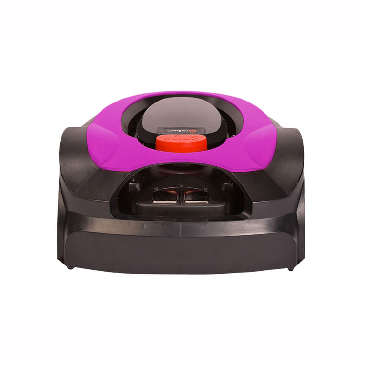 View 4 of   MowRo RM18- PINK ROBOT LAWN MOWER WITH INSTALL KIT 28 VOLT 2.0AMP BATTERY