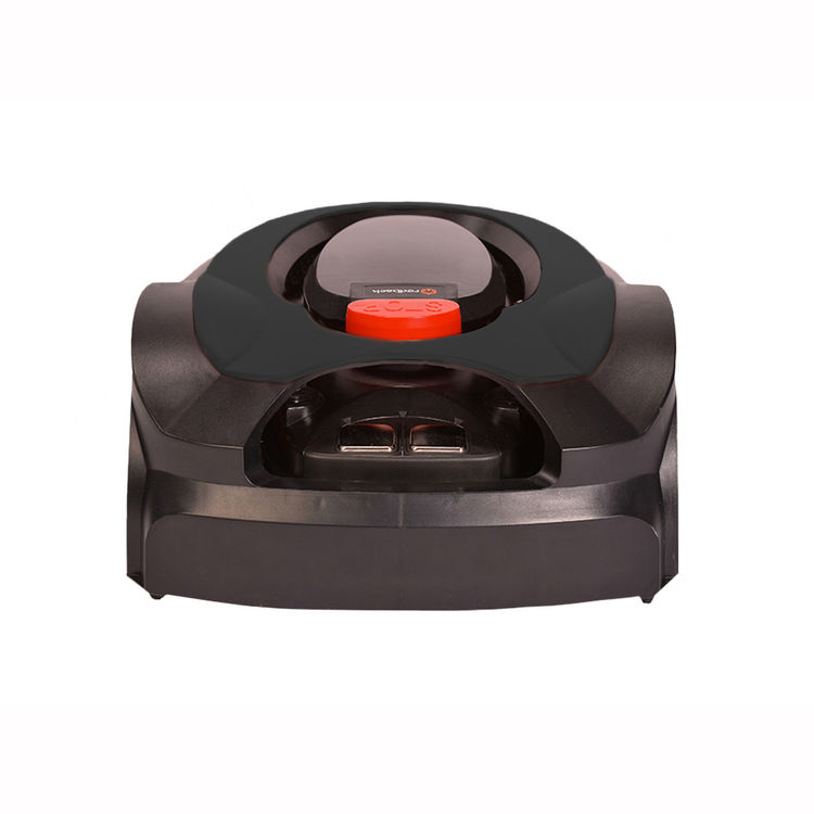 View 4 of   MowRo RM18- BLACK ROBOT LAWN MOWER WITH INSTALL KIT 28 VOLT 2.0AMP BATTERY