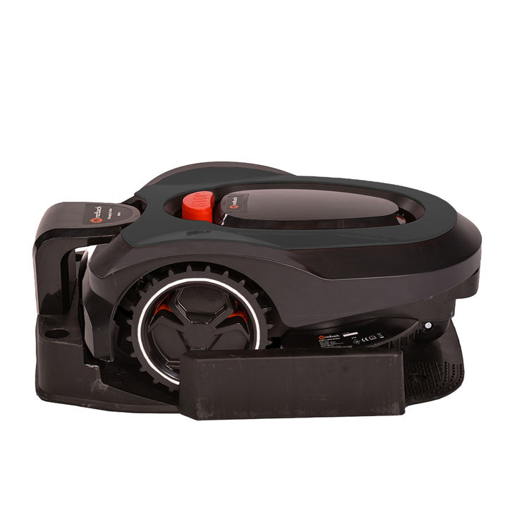 View 5 of   MowRo RM18- BLACK ROBOT LAWN MOWER WITH INSTALL KIT 28 VOLT 2.0AMP BATTERY
