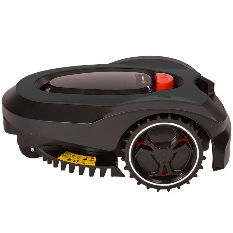 View 7 of   MowRo RM18- BLACK ROBOT LAWN MOWER WITH INSTALL KIT 28 VOLT 2.0AMP BATTERY