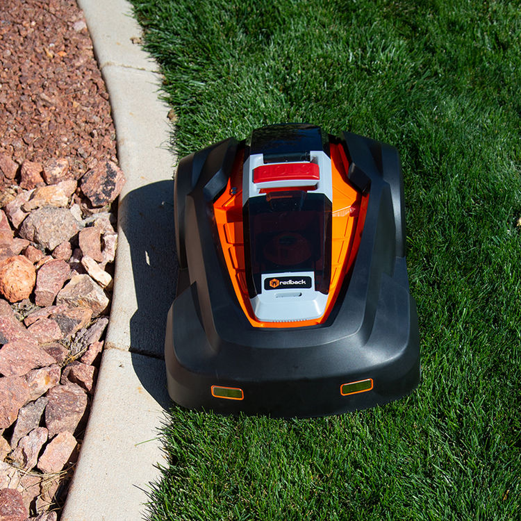 View 9 of Redback RM24-ULTIMATE-RB MowRo RM24-ULTIMATE-RB Robot Mower Kit