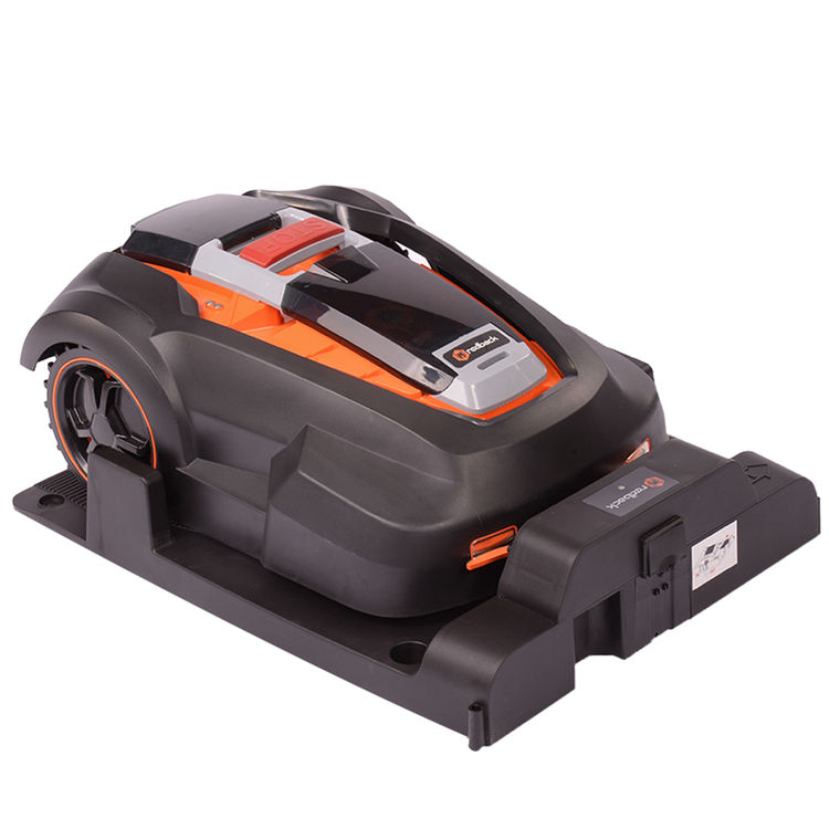 View 7 of MowRo RM24-SMRT MowRo RM24-SMRT 28V App-Enabled Robot Lawn Mower with Install Kit and 4.0A Battery