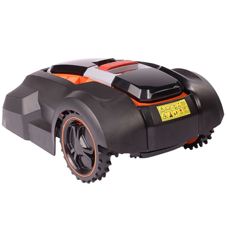 View 6 of MowRo RM24-SMRT MowRo RM24-SMRT 28V App-Enabled Robot Lawn Mower with Install Kit and 4.0A Battery