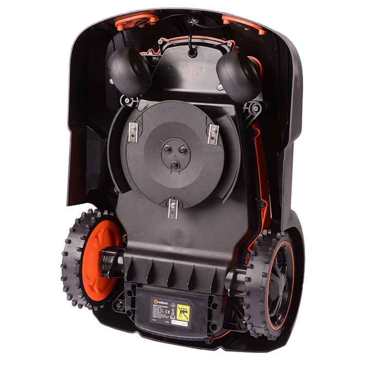 View 8 of MowRo RM24-SMRT MowRo RM24-SMRT 28V App-Enabled Robot Lawn Mower with Install Kit and 4.0A Battery