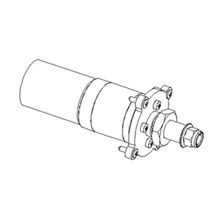 View 2 of   MowRo RM24-9 DRIVING MOTOR ASSEMBLY