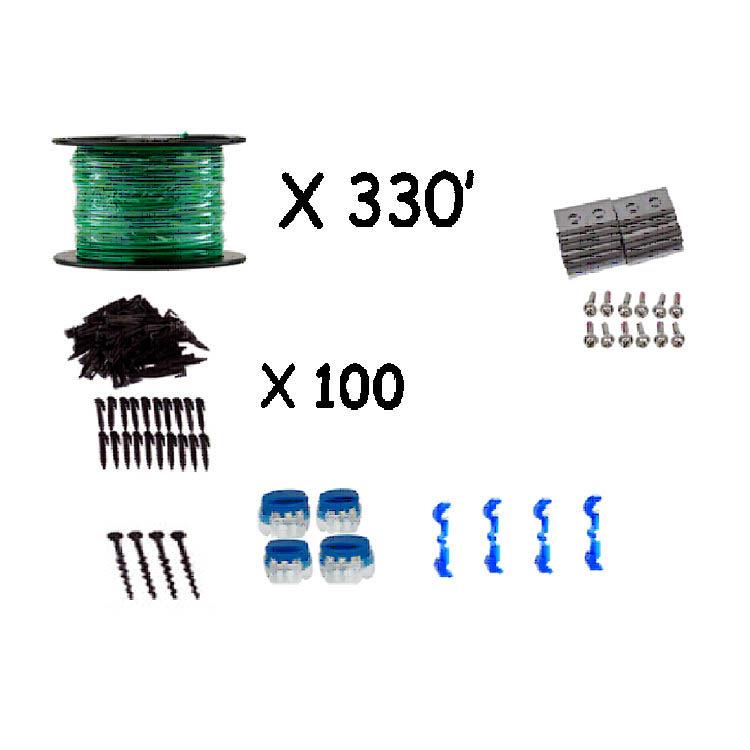 MowRo RM24A-22 MowRo RM24A-22 Standard Installation Parts